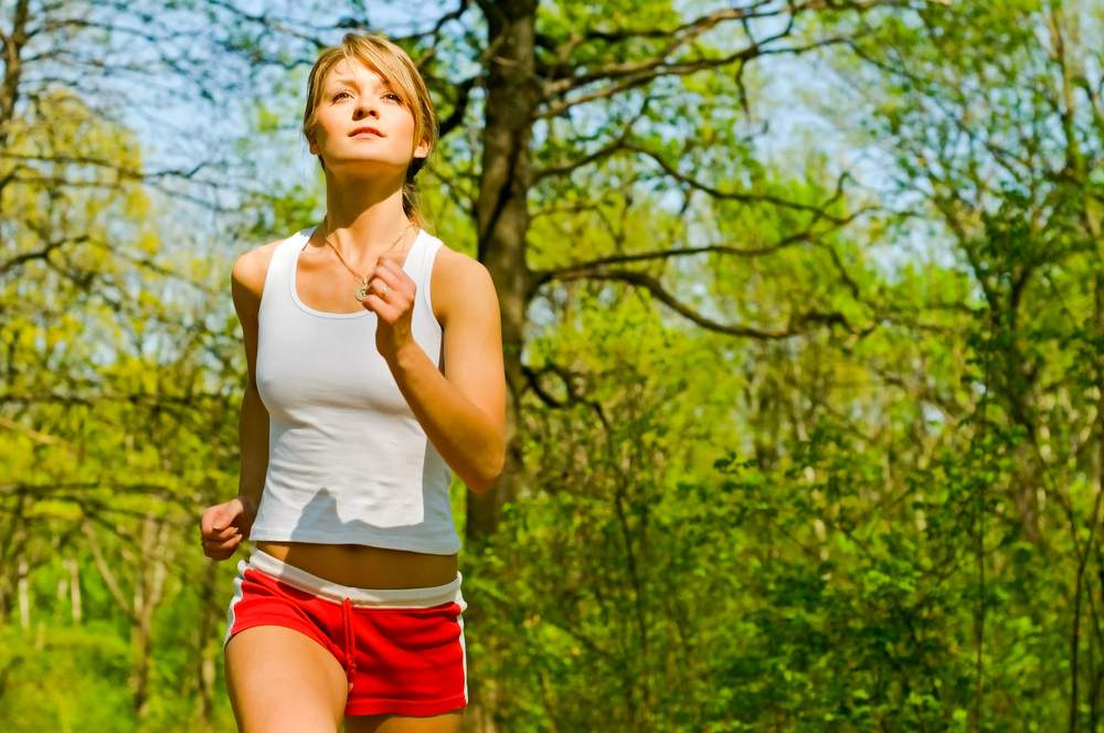 Бегать для здоровья