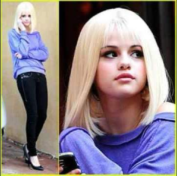 Кому идут блонд волосы