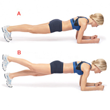 Single-Leg Plank-