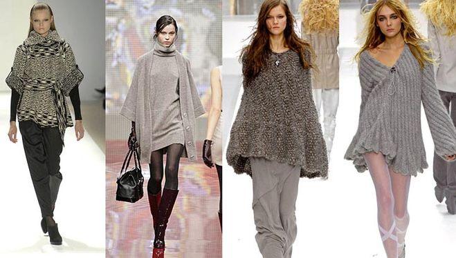 Пуловер осень-зима