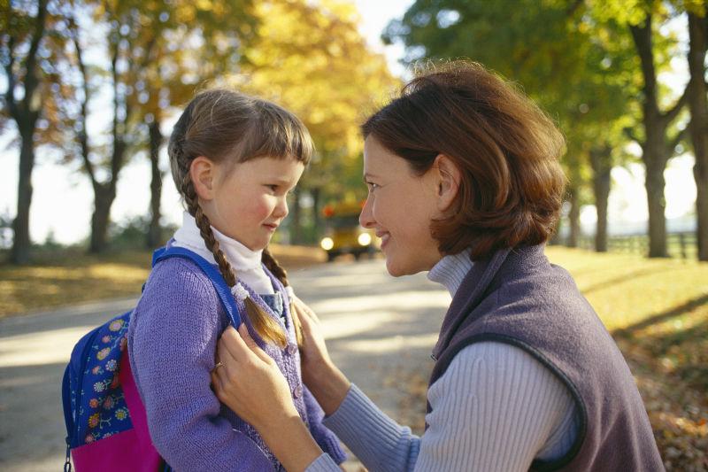 Готовим ребенка в школу