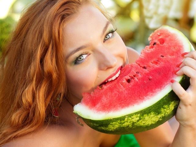 Преимущества летней диеты