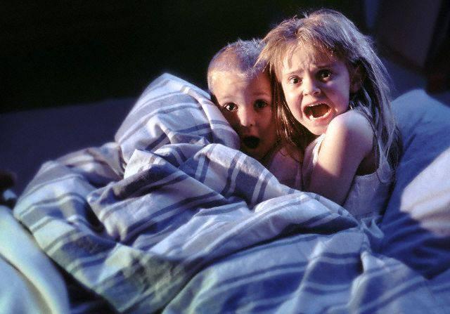 Страхи у ребенка