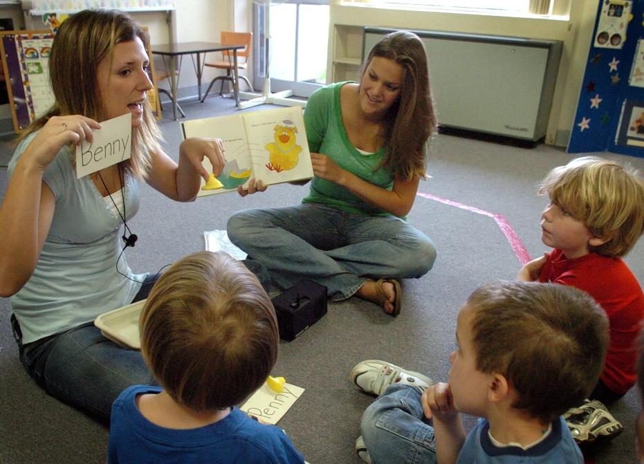 Обучение ребенка иностранному языку