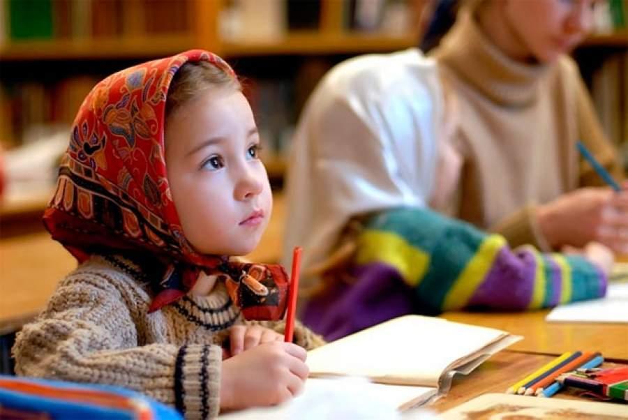 Нравственное и духовное воспитание детей