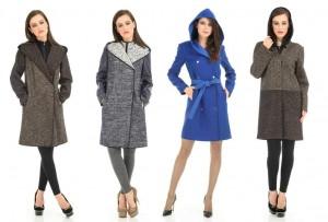 Модное пальто 2015-16