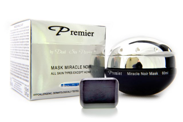 Premier Miracle Noir Mask