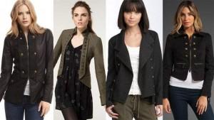 Модные пиджаки и жакеты осень-зима 2015-16