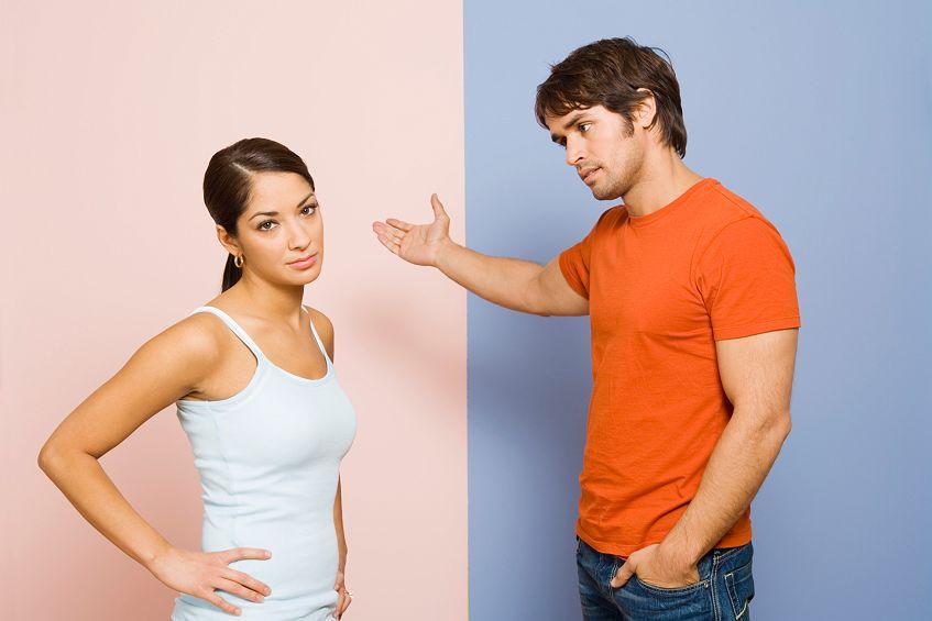 как вести себя во время ссор