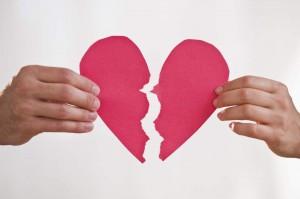 Семейный конфликт или разбитое сердце.