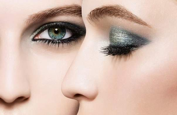 Make-up тренд 2015: окрашивание бровей омбре