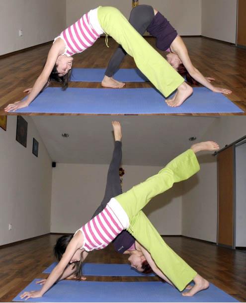 Йога упражнение номер 5 – Горы