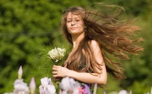 Забота о волосах в летний сезон