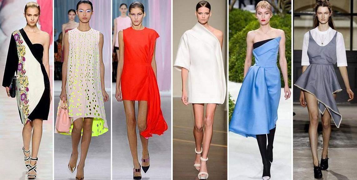 Модная асимметрия