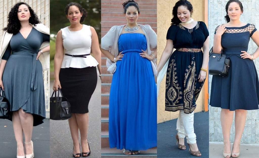 Как выбрать платье для вашей фигуры