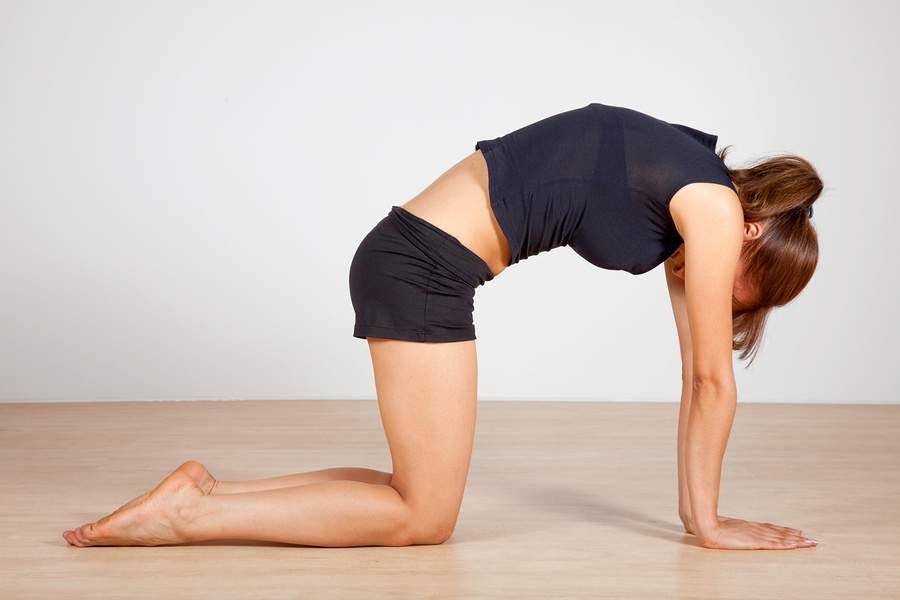 Упражнения против усталости в осеннее время года