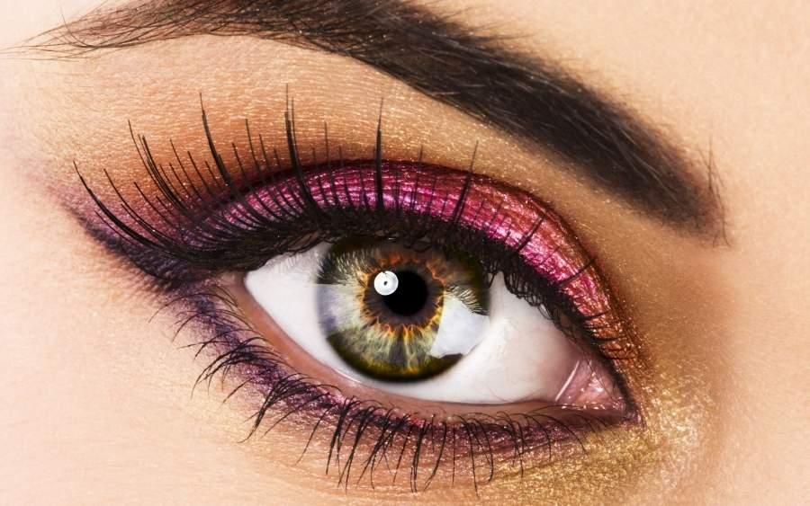 Брови – окно для глаз
