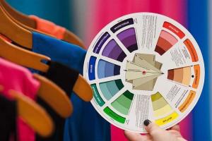Сочетание цветовой гаммы в одежде