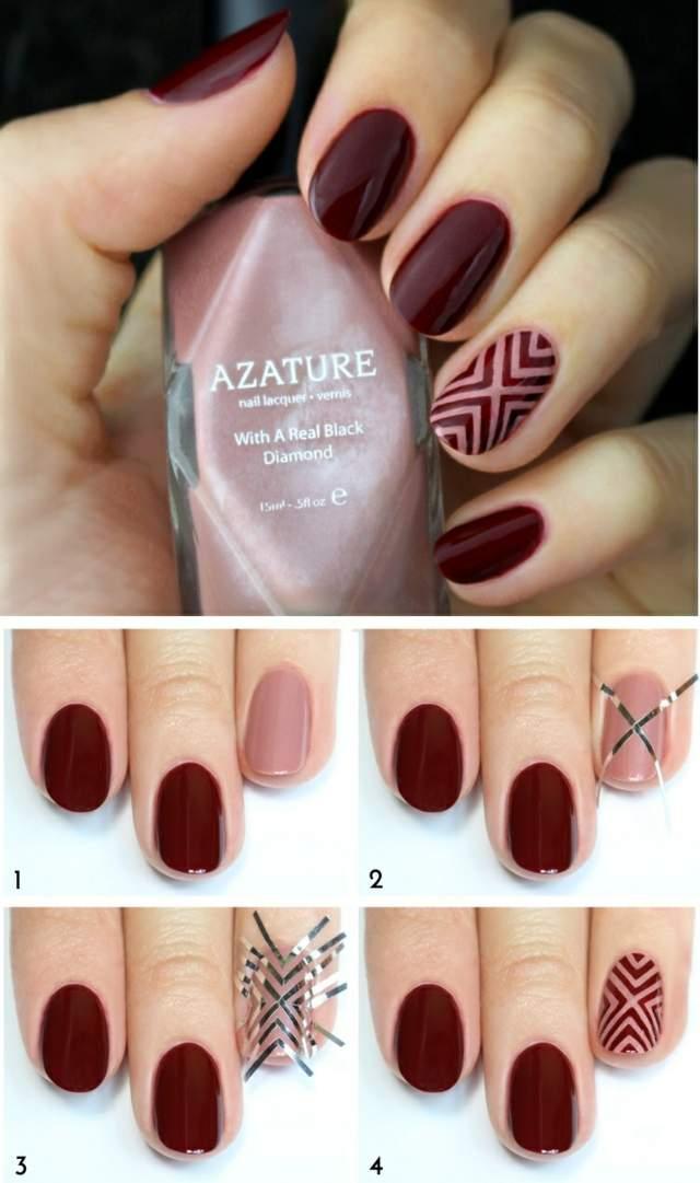 Как пользоваться пигментами для дизайна ногтей