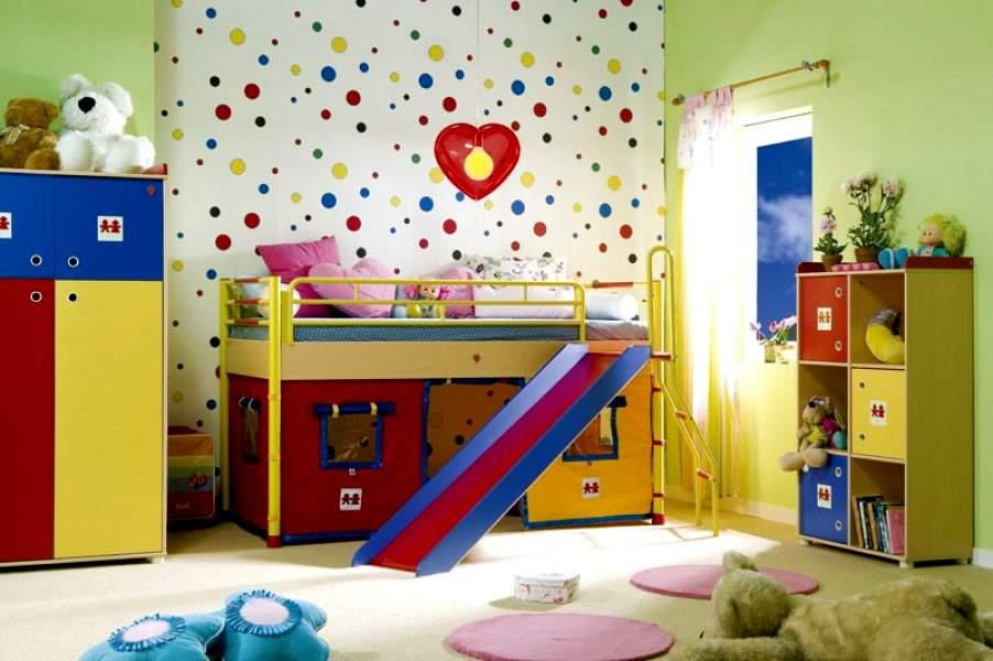 Детская комната – как сделать правильную детскую?