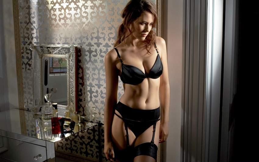 Эротический гардероб женщины
