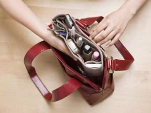 Содержимое сумки