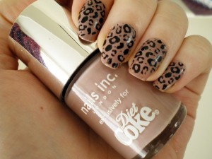 Как самостоятельно сделать маникюр в леопардовом стиле