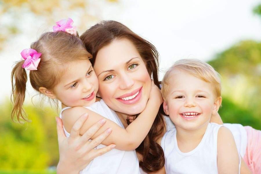 Как разделить любовь между всеми детьми?