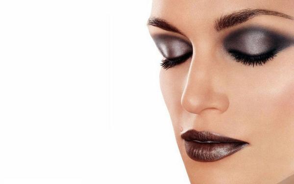 Вечерний макияж для вечеринки
