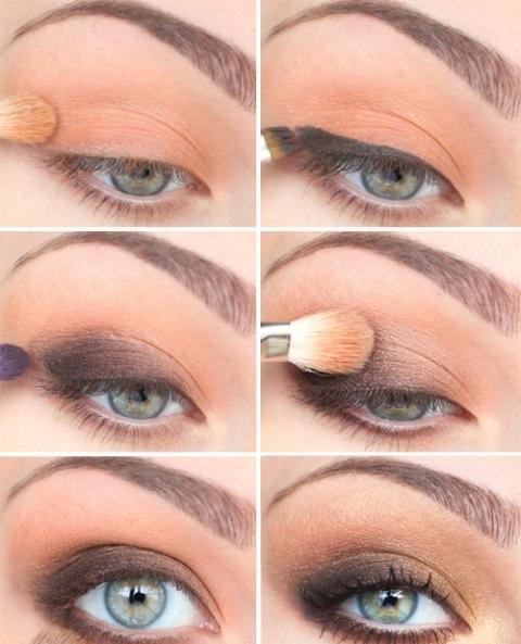 Тенденции повседневного макияжа