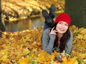 В чем кожа нуждается осенью?