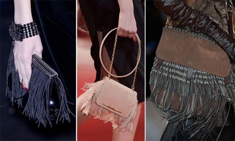 Модные сумки: тенденции осень-зима