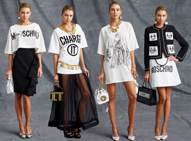 Коллекция Moschino Resort 2016