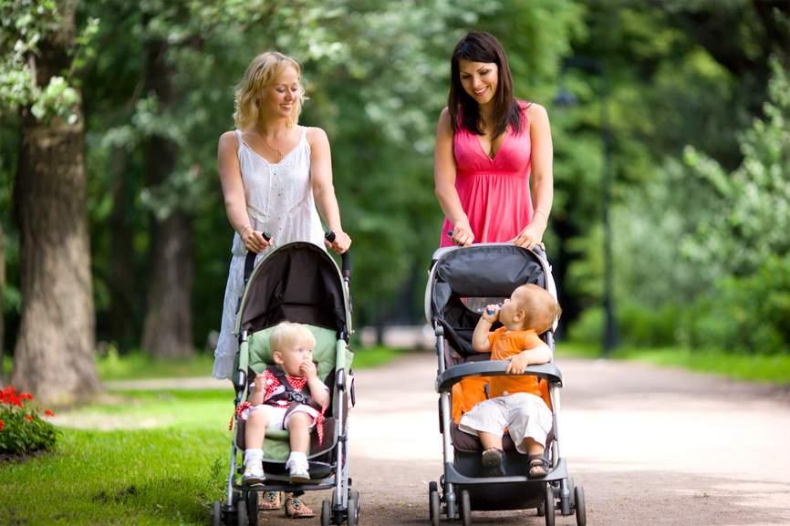 6 подруг, в которых нуждается каждая мама