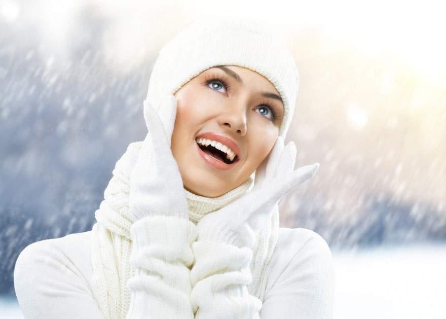 Помощь коже после зимы