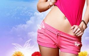 Несколько способов быстро сбросить вес в летнее время.