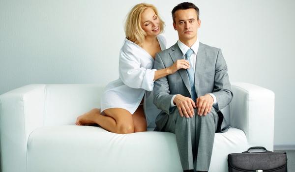 Как женщины влияют на мужчин