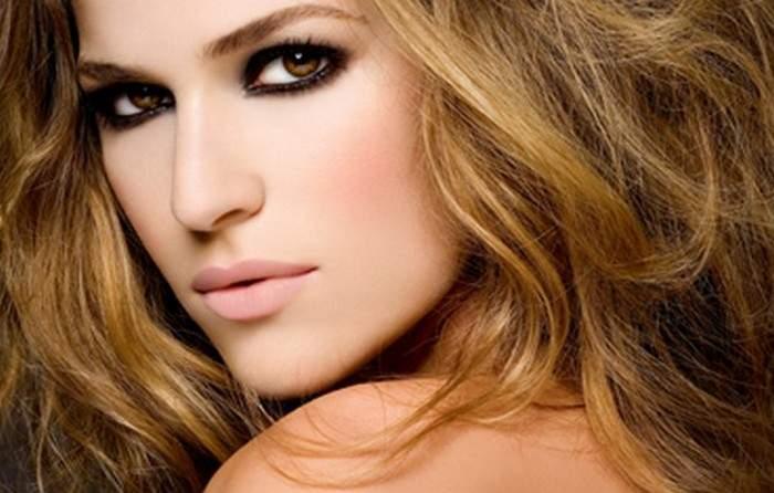 Смоки - коричневый макияж – новая тенденция в весеннем макияже