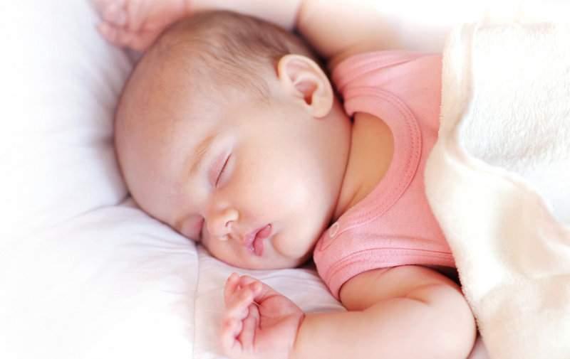 Режим грудного ребенка