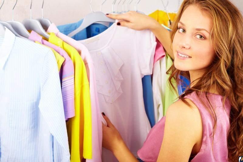 Шопинг тест: Трудно ли вам выбрать одежду?