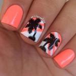 Интересные идеи для красивого маникюра на короткие ногти