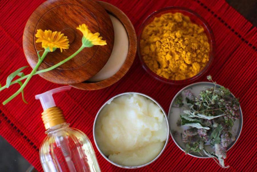 Пять домашних рецептов красоты