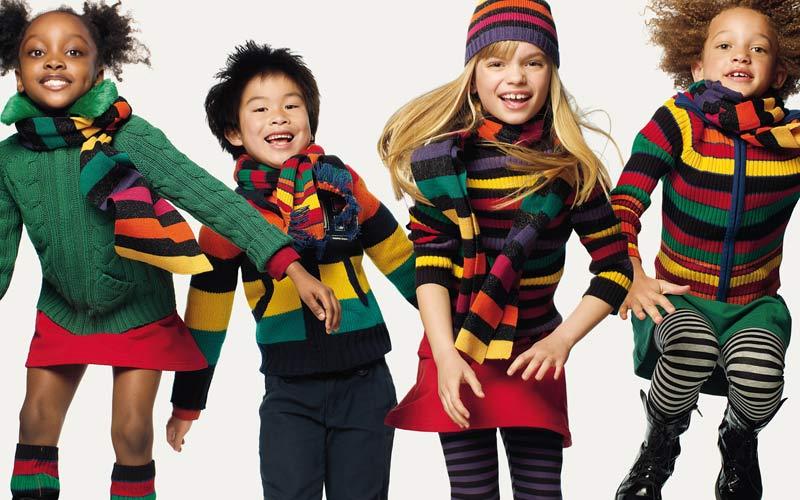 Выбираем ткань для детской одежды и других детских вещей.