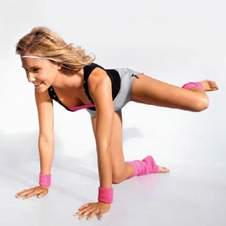 8 упражнений от фитнес-гуру Джейн Фонда
