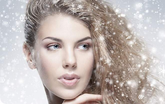Зимняя защита кожи