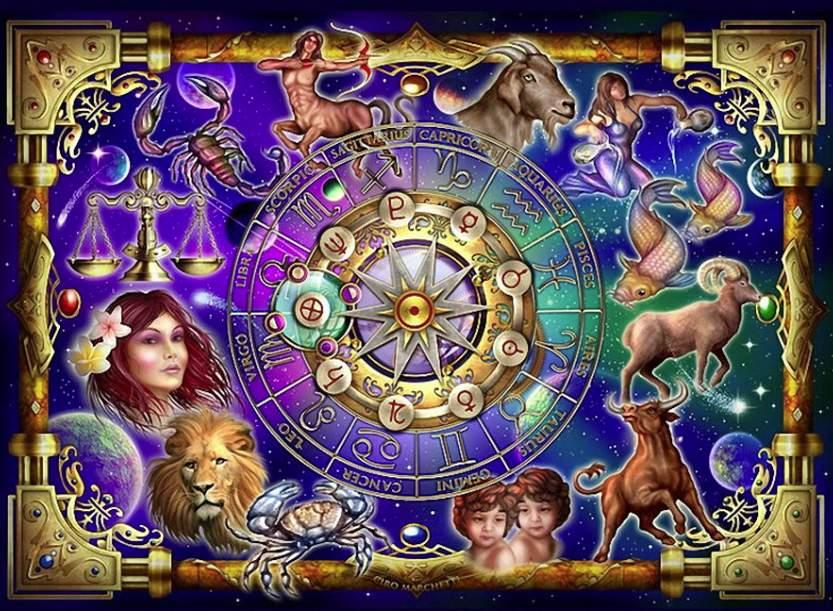 Цвета знаков зодиака