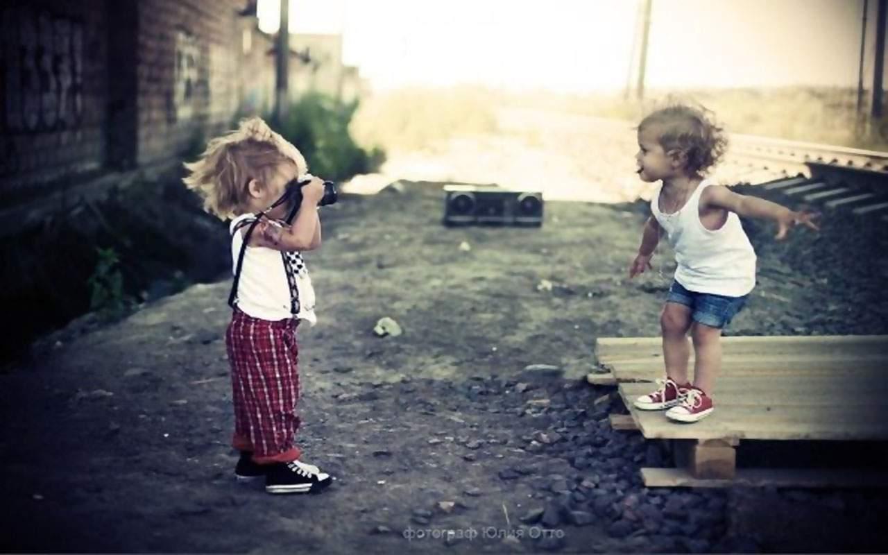 Фотографируйте своих детей дома