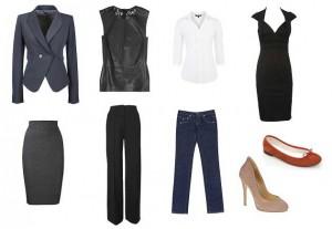 Необходимые вещи в гардеробе каждой женщины