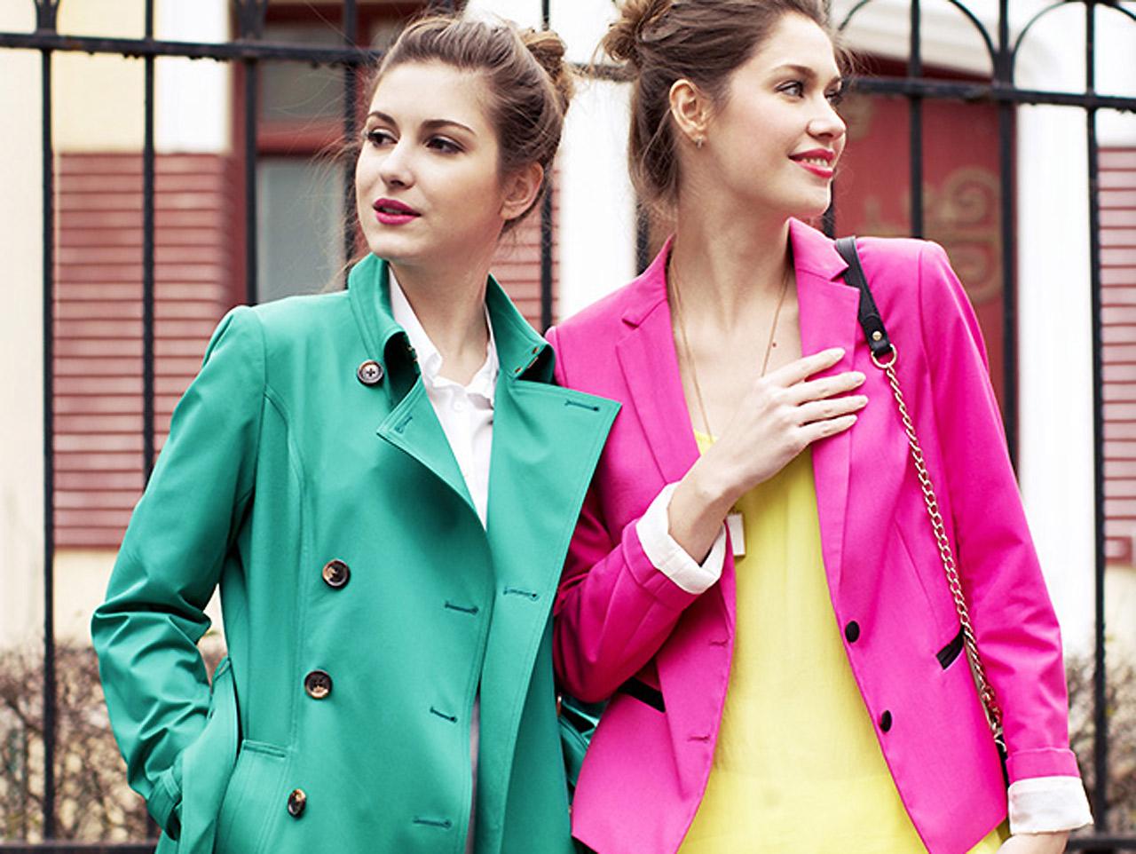 Французские бренды одежды