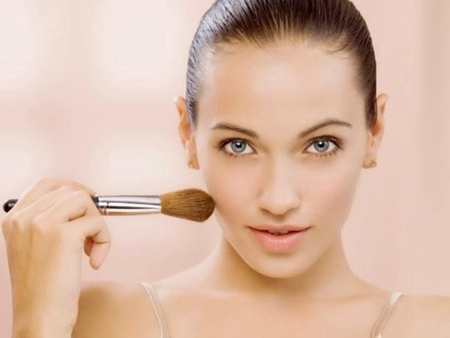 Модный макияж в стиле Nude